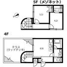 リーガランド恵比寿 / 2DK(49.8㎡) 部屋画像1