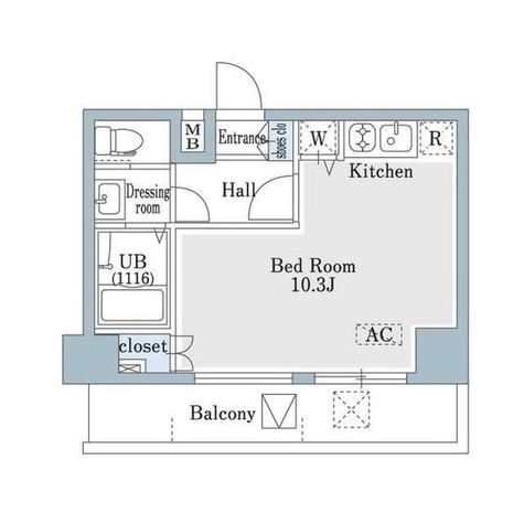 SHOWN HATSUDAI / 701 部屋画像1