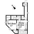 ウィステリア西品川 / 304 部屋画像1