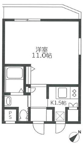 KDXレジデンス小豆沢 / 2階 部屋画像1