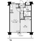 ブランネージュ多摩川 / 1LDK(35.47㎡) 部屋画像1