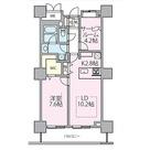 ロイヤルパークスタワー南千住 / 1SLDK(57.57㎡) 部屋画像1