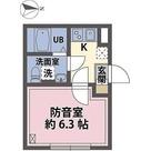 ラシクラス練馬エトワール / 1K(20.01㎡) 部屋画像1