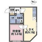 ラシクラス練馬エトワール / 1LDK(30.65㎡) 部屋画像1