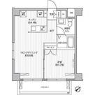 ウェルストーン八幡山 / 1LDK(41.40㎡) 部屋画像1