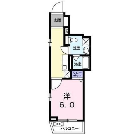 イーストワン中目黒 / 302 部屋画像1
