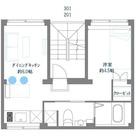 イリス白金台 / 301 部屋画像1