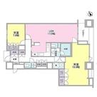 愛宕ビューアパートメント / 2LDK(109.49㎡) 部屋画像1