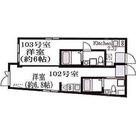 WEST横浜 / 1R(18.02㎡) 部屋画像1