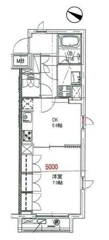エルスタンザ西小山 / 3階 部屋画像1