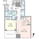 ザ・パークハウス白金二丁目タワー / 407 部屋画像1