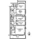 ル・シヤージュ青葉台 / 4LDK(90.07㎡) 部屋画像1