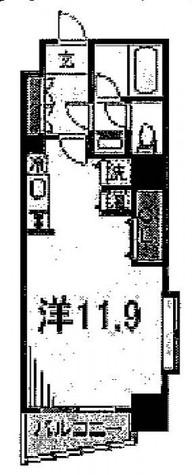 Crest本郷 / 2階 部屋画像1
