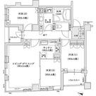 パークハウス中目黒 / 3LDK(77.44㎡) 部屋画像1