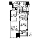 大崎ウエストシティタワーズ / W1503 部屋画像1