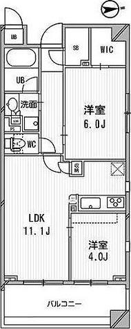 アーデン神保町 / Fタイプ(50.72㎡) 部屋画像1
