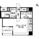 グランスイート銀座レスティモナーク / 1K(36.57㎡) 部屋画像1