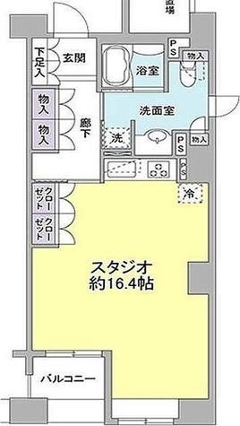 ネクステージレジデンス中央湊 / 1 Floor 部屋画像1