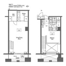 グラディート汐留ロッソ / F3タイプ(72.22㎡) 部屋画像1