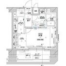 コンシェリア新橋(CONCIERIA新橋) / 1K(30.76㎡) 部屋画像1