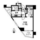レジディア中落合 / ワンルーム(30.47㎡) 部屋画像1