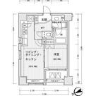 ドゥーエ銀座イーストⅠ / 1LDK(40.16㎡) 部屋画像1