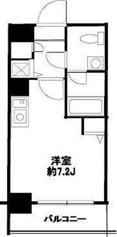 ドゥーエ東高円寺 / 1R(22.20㎡) 部屋画像1