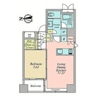 OZIO大手町(オジオ大手町) / 1LDK(40.49㎡) 部屋画像1