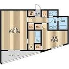 S-FORT西船橋 / 1LDK(44.4㎡) 部屋画像1