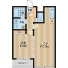 S-FORT西船橋 / 1LDK(44.37㎡) 部屋画像1