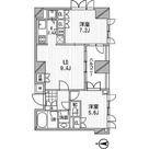 アーデン木場 / 2LDK(56.20㎡) 部屋画像1