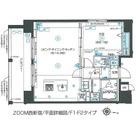ZOOM西新宿 / 1LDK(45.89㎡) 部屋画像1