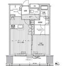 桜ヒルズ九段北 / 1LDK(51.81㎡) 部屋画像1