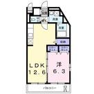 クレイオ三田 / 301 部屋画像1