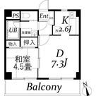 チェスターハウス鶴見 / 1DK(33.00㎡) 部屋画像1