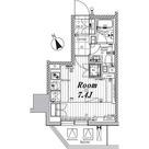 メイクスデザイン芝公園 / 1R(22.29㎡) 部屋画像1
