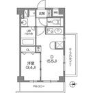 ガーラプレイス八幡山壱番館 / 1DK(29.75㎡) 部屋画像1