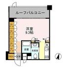 カスタリア武蔵小杉 / ワンルーム(29.64㎡) 部屋画像1