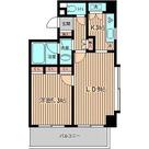 KDXレジデンス代官山2(旧フリーデンスレーベン代官山) / 1LDK(44.80㎡) 部屋画像1