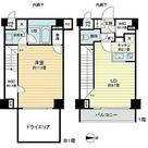 ライオンズフォーシア中野坂上 / 1LDK(65.13㎡) 部屋画像1
