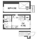 西新宿五丁目 3分マンション / ワンルーム+ロフト 部屋画像1