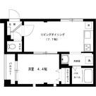 caldo mare戸越公園(カルドマーレ) / 203 部屋画像1