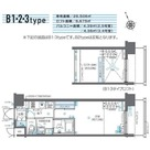 ZOOM芝浦 / 605 部屋画像1