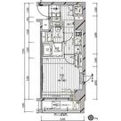 レガリス高円寺 / 1K(25.75㎡) 部屋画像1