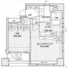 ドゥーエ銀座イーストⅡ / 1LDK(47.35㎡) 部屋画像1