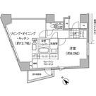 パークハビオ元麻布 / 1LDK(50.29㎡) 部屋画像1