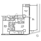 MFPR目黒タワー / 2404 部屋画像1