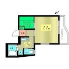 KS FLAT 白金台 / 301 部屋画像1
