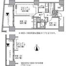 ラ・トゥール汐留 / 2LDK(52.66㎡) 部屋画像1