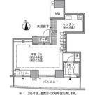 ラ・トゥール汐留 / 1K(48.05㎡) 部屋画像1